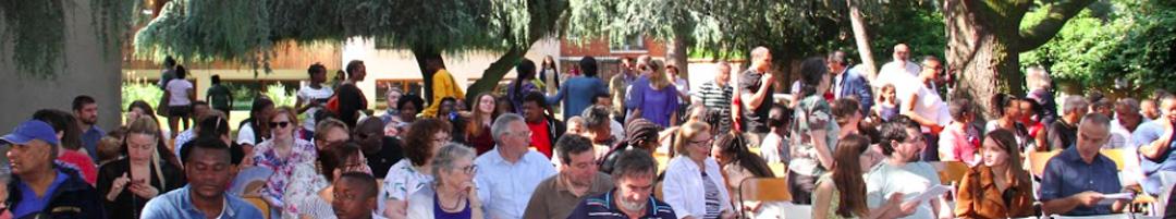 Bienvenue à l'Eglise Evangélique Baptiste de Massy